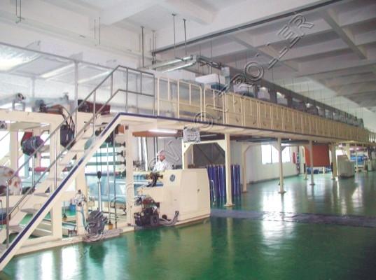 sticky mat production workshop